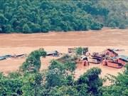 越南北部和北中部地区山区省份暴雨洪水导致14人死亡  4人失踪