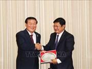 胡志明市与韩国江原道加强文化体育与旅游合作