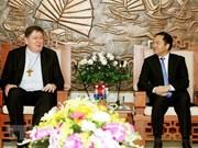 越南与梵蒂冈加强宗教领域的合作