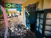 政府总理要求各地克服灾害后果,全力抢通受阻、受损路段