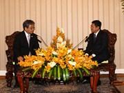 胡志明市与日本大阪市进一步加强环境领域的合作