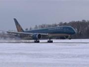 越俄航线开通25周年  越航与俄航签署合作协议