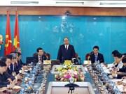 越南政府总理阮春福:力争使越南成为信息技术强国
