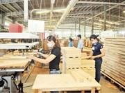 前8月林产品出口实现贸易顺差43亿美元