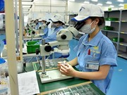 """越南引进外资30周年:北宁省——引进外资的""""磁铁"""""""