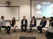 在澳创业越南年轻人分享成功秘诀