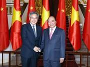 越南希望实现越中双边贸易平衡发展