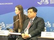 越南为东方经济论坛作出积极贡献