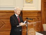 越共中央总书记阮富仲访问俄罗斯和匈牙利两国有助于推动越南与两国关系迈上新台阶