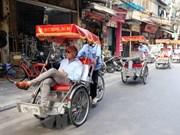 首都河内接待游客2000万人次