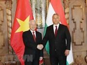 越共中央总书记阮富仲致电感谢匈牙利总理欧尔班•维克托