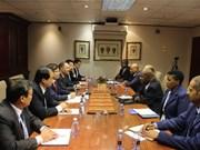 越南与南非签署合作备忘录 加强打击罪犯领域合作
