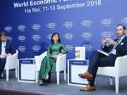 WEF-ASEAN 2018:东盟继续促进人类发展和提升技术能力