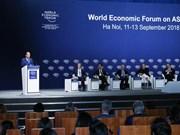 2018年世界经济论坛东盟峰会圆满落幕