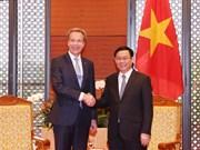 WEF ASEAN 2018: 建议WEF协助越南建设国家级创新中心