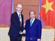 WEF ASEAN 2018: 政府总理阮春福会见脸书领导