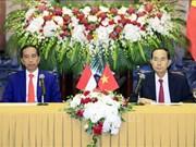 印尼总统佐科·维多多访越引印尼媒体积极关注