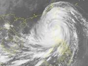 """超强台风""""山竹""""进入东海 成为越南2018年第六号台风"""