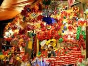 2018年河内市古街中秋节正式开幕
