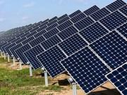 Lilama 18 负责实施宁顺省一太阳能电厂