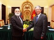 越南与委内瑞拉第七届外交部副外长级政治磋商在河内举行