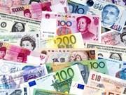 19日越盾兑美元汇率略有下降 英镑汇率较为稳定