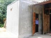 承天顺化省为沿海贫困居民建设抗台风屋子