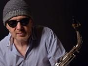比利时四人组合爵士乐队在河内表演