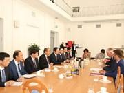 越南政府常务副总理张和平对波兰进行正式访问