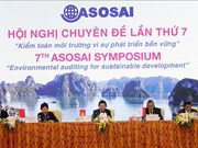 ASOSAI 14:环境审计工作须确保所有经济产业达到环保标准