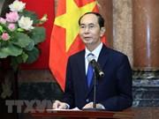 越南国家主席陈大光逝世:泰国下半旗致哀  多国领导人致唁电