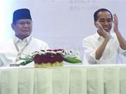 印度尼西亚总统选举的竞选活动正式拉开帷幕