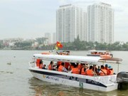 胡志明市水路旅游需突破瓶颈促发展