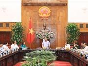 政府总理阮春福:谅山省应大力开发中国市场