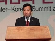 韩国总理将赴越吊唁陈大光主席逝世