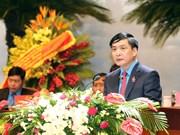 越南工会第十二届全国代表大会隆重开幕