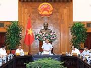 政府总理阮春福:把莲沼港建设成为现代和符合于世界趋势的港口