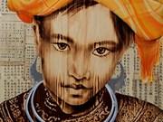 17名越南画家在美国纽约展示艺术才华