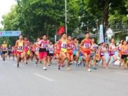 1500名运动员将参加第45次《新河内报》跑步公开赛总决赛