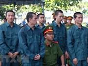 平顺省依法严惩扰乱公共秩序的15名被告人