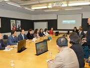 河内市代表团对澳大利亚进行的工作访问圆满结束