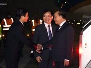 越南政府总理阮春福赴纽约出席第73届联合国大会