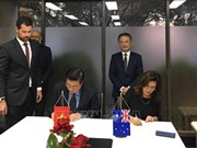 加强越南与澳大利亚之间的律师培训合作
