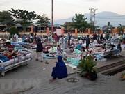 越南领导人就印尼发生强烈地震向印尼总统致慰问电尚无越南公民伤亡报告
