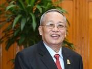 柬埔寨参议院第一副主席奈北纳去世