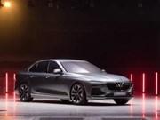 VinFast正式公布首两款车型的名字