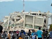 印尼地震和海啸: 国际社会积极参与灾后重建
