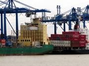 越南港口集装箱吞吐量猛增
