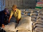 越南大米出口将继续加速