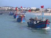 越南正力争欧盟取消对越南水产的黄牌警告